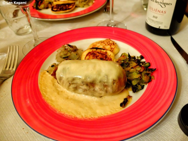 Dining at bouchon