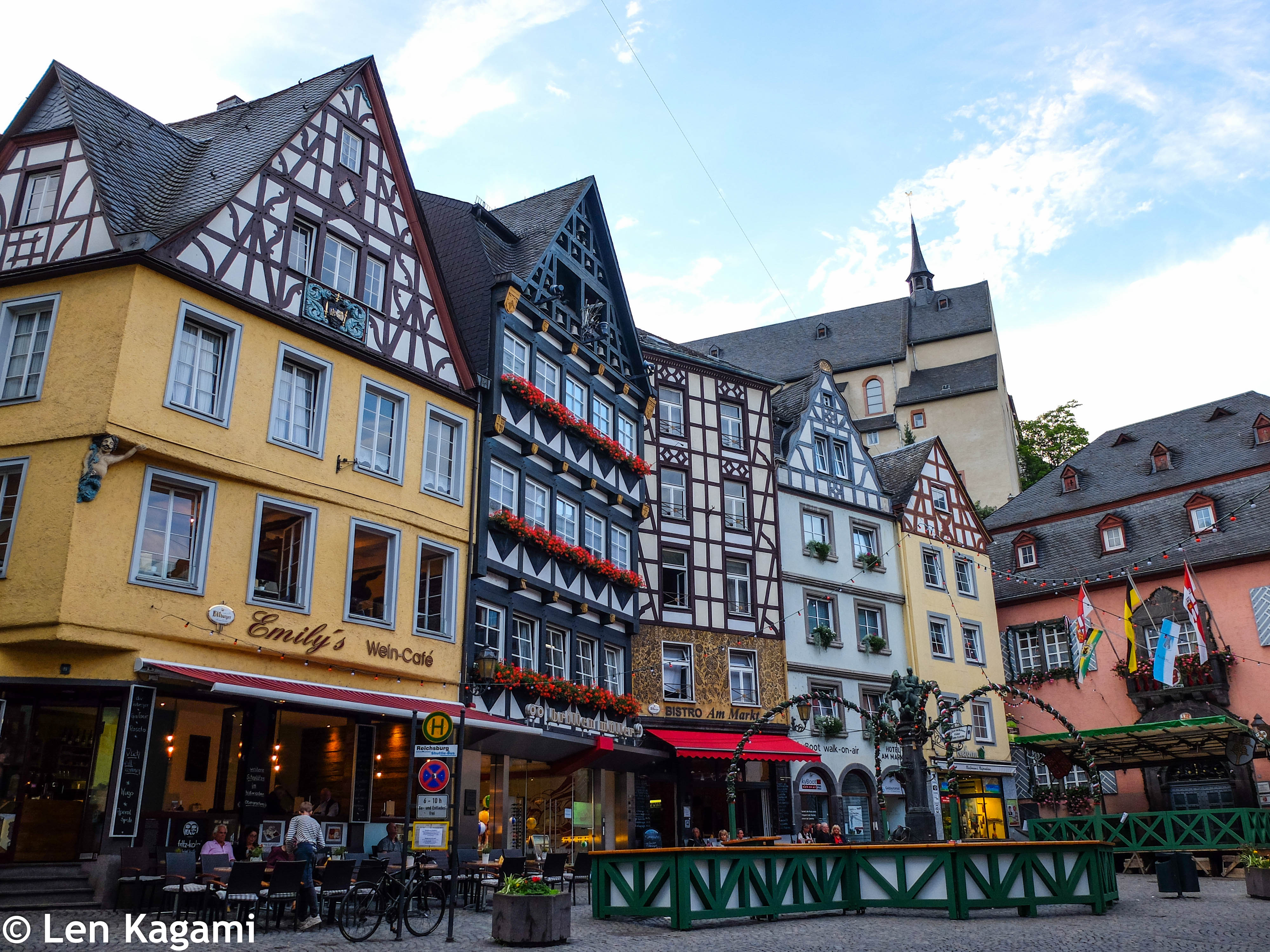 Cochem Old Town