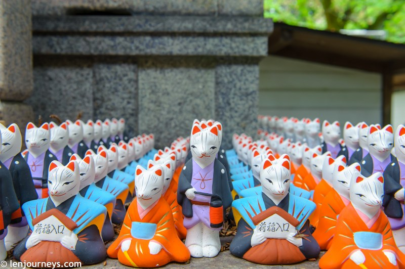 Kuchiire Inari - The God of Matchmaking