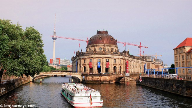 The Museum Island