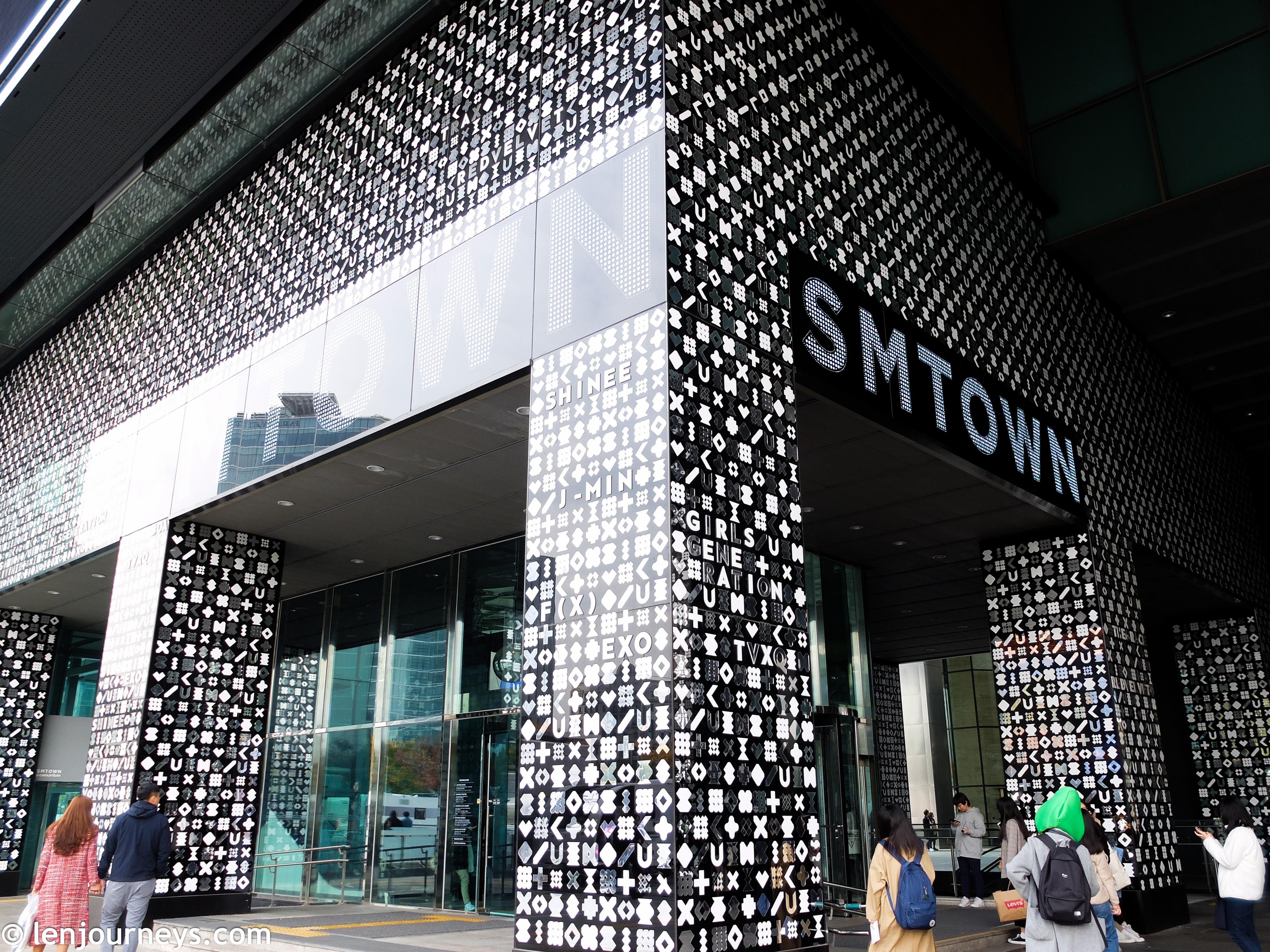 SM Town Headquarter