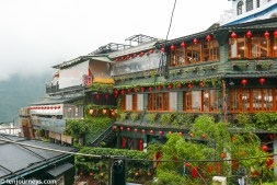 Amei Teahouse - One of the most popular teahouses in Jiufen