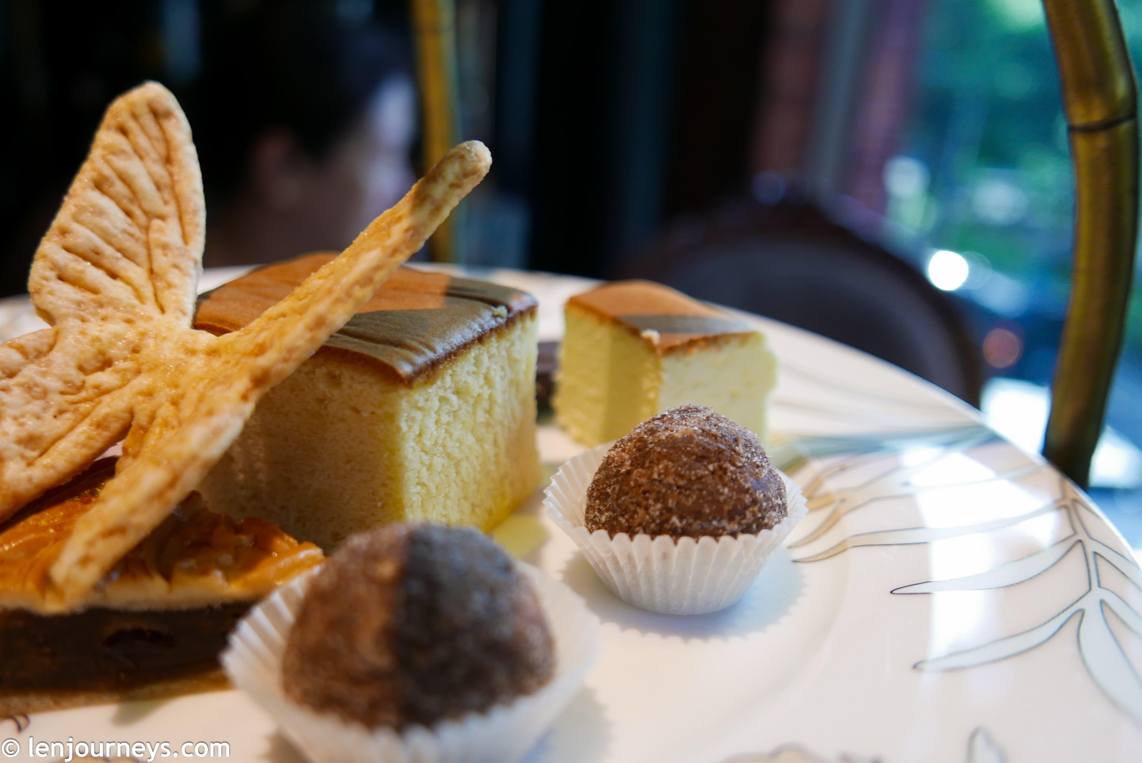 Dessert at Miyahara