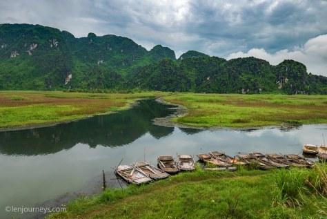 Van Long Natural Reserve, Ninh Binh