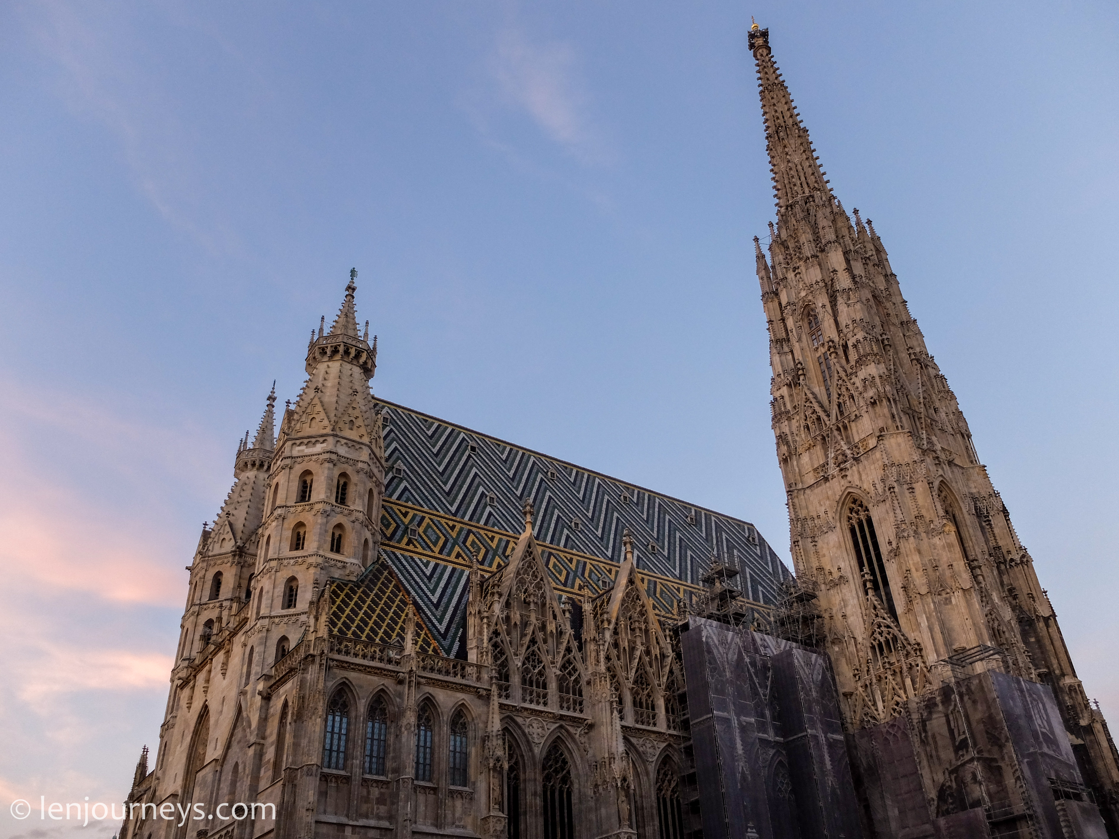 Stephansdom - the icon of Vienna