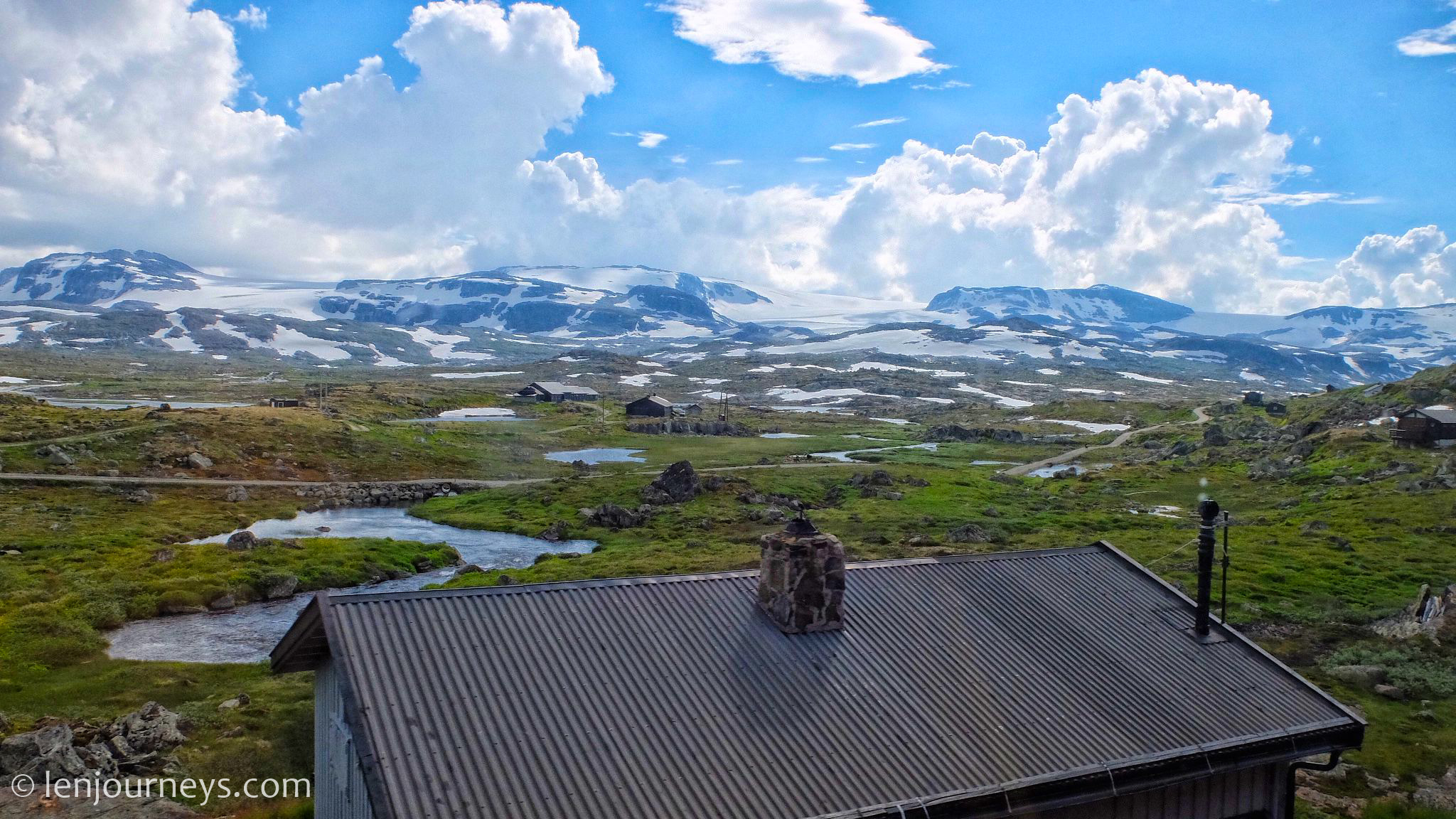 Hardangervidda Plateau, Norway