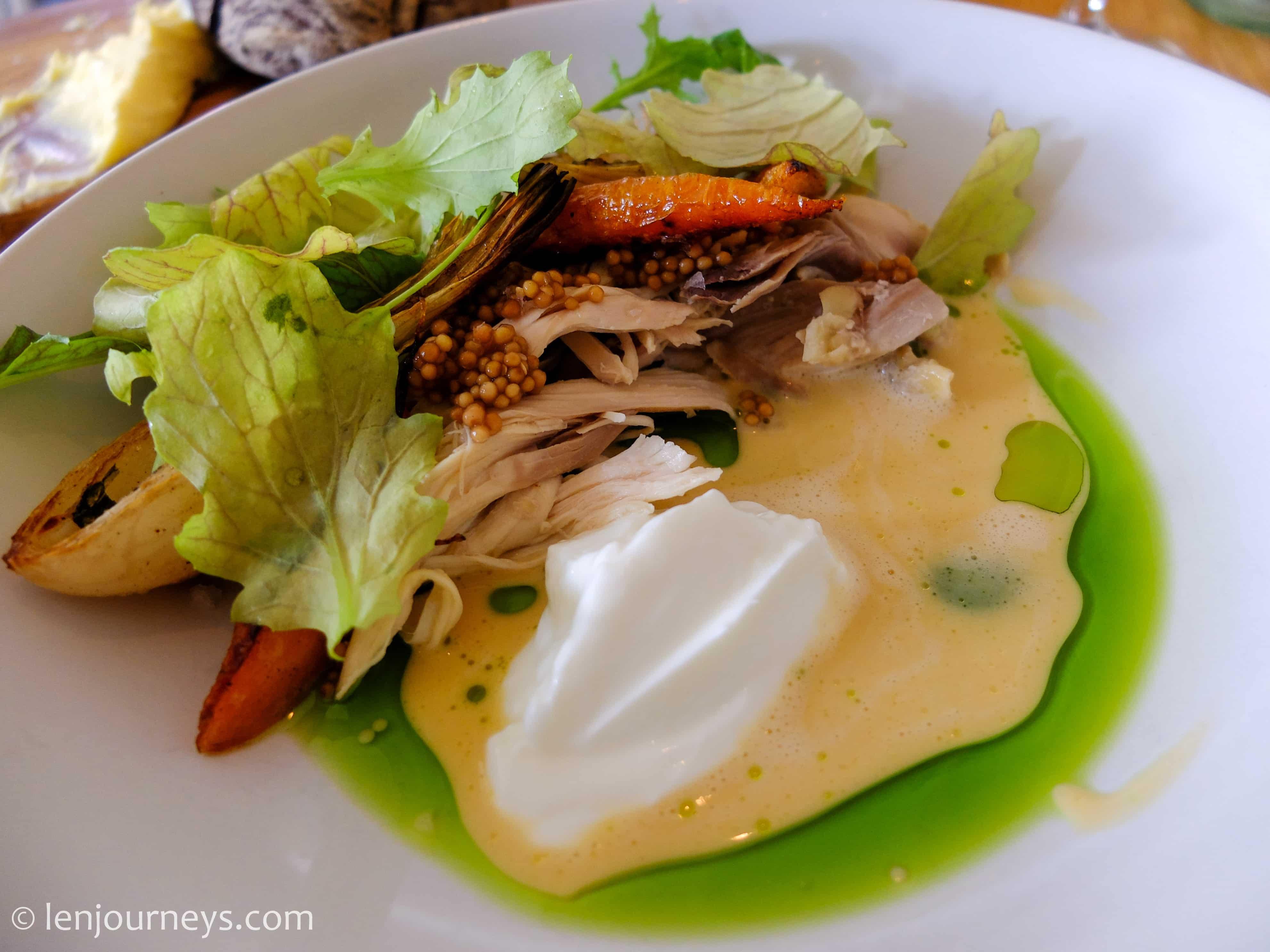 Innovative Nordic cuisine at Restaurant Pondus