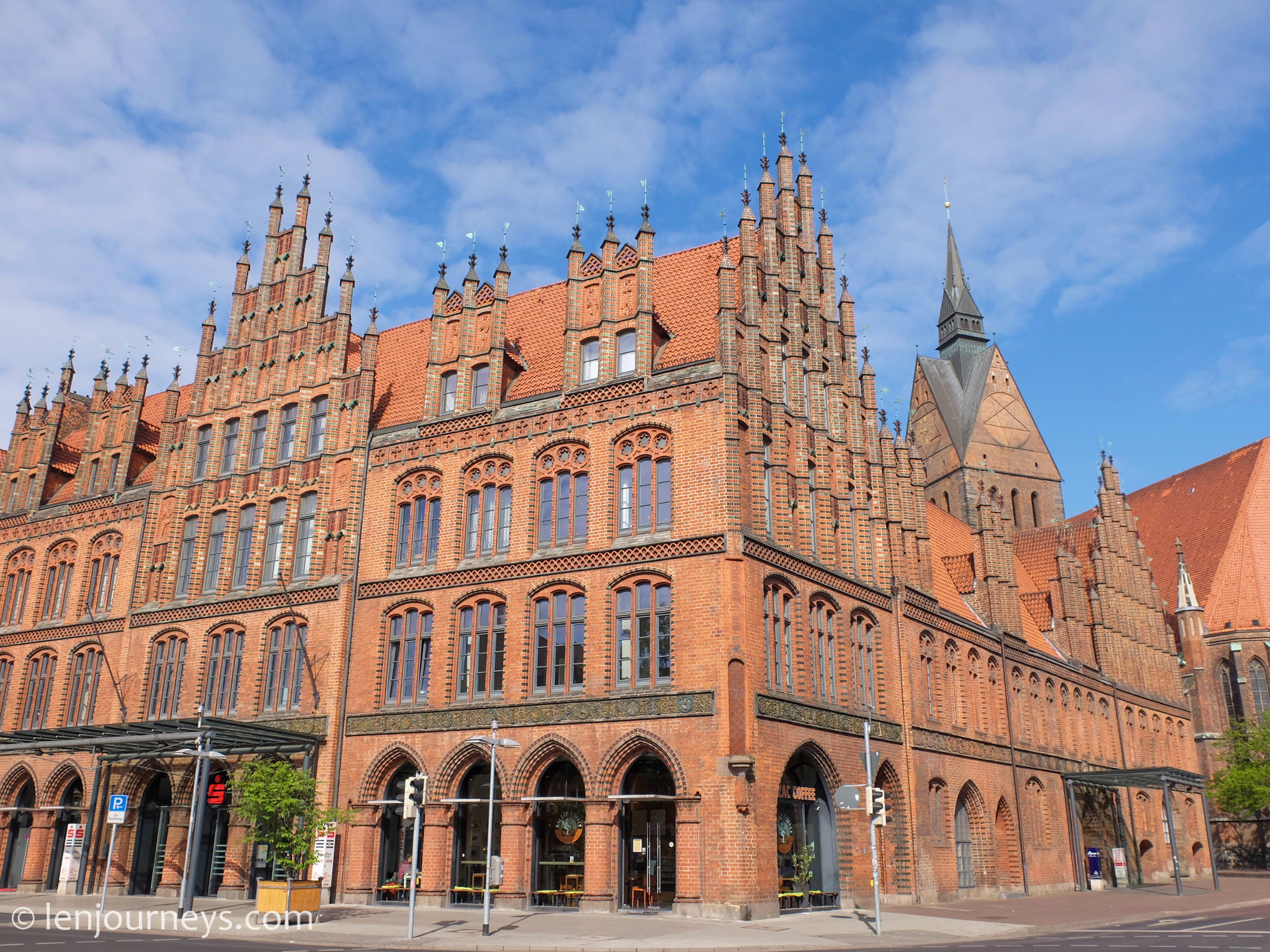 Old City Hall, Hanover