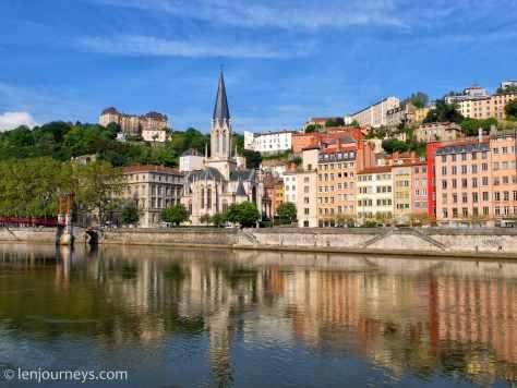 Saint Georges, Lyon