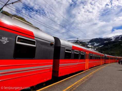 Oslo-Bergen Railway