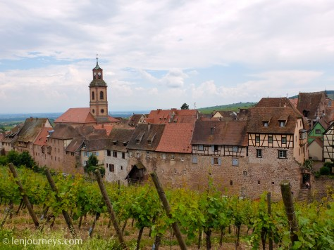 The town of Riquewihr