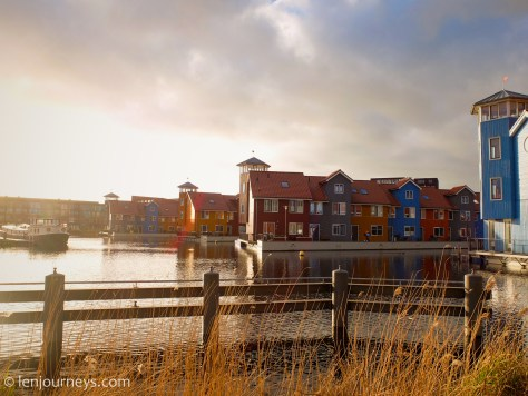 Sunset at Reitdiephaven