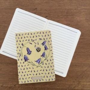 Zápisník Včelí srdce