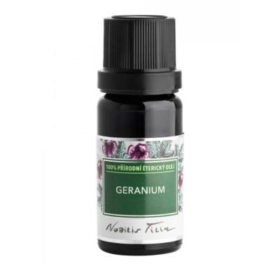 Éterický olej Geranium Nobilis Tilia