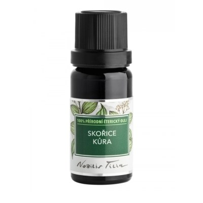 Éterický olej Skořice - kůra Nobilis Tilia