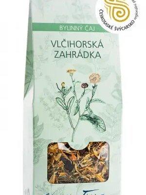 Nobilis Tilia Čaj Vlčihorská zahrádka 50 g