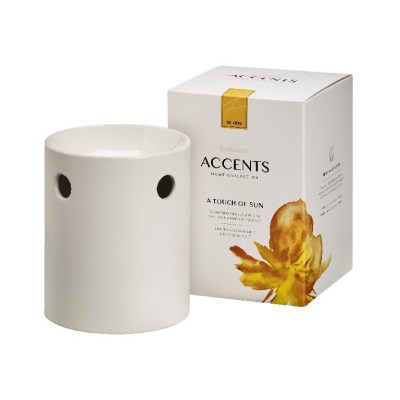 Bolsius ACCENTS Aromalampa + vosk A Touch of Sun
