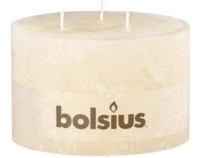 Bolsius RUSTIK - 3 knoty