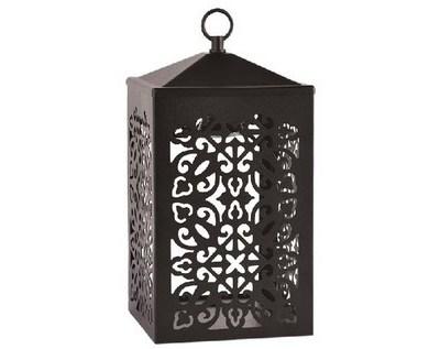 Candle Warmers nahřívací lampa na svíčky Scroll černá
