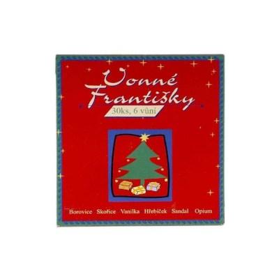 Františky vánoční 36ks