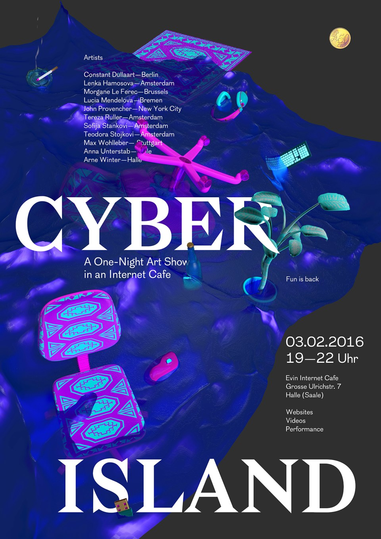 Cyber Island: Speed-Show
