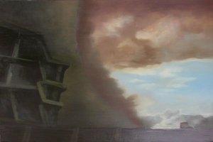 Sand Storm - AI Asad 5, 2006
