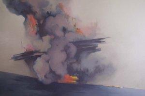 Rig Explosion, 2011