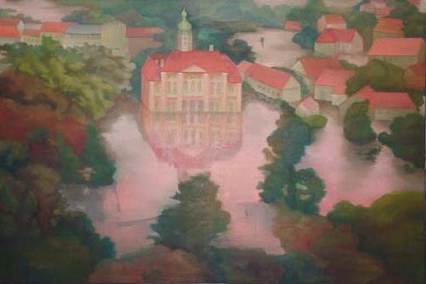 Pink Village, 2003