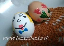 maľovanie, vajíčko, kraslica, výroba, farby,