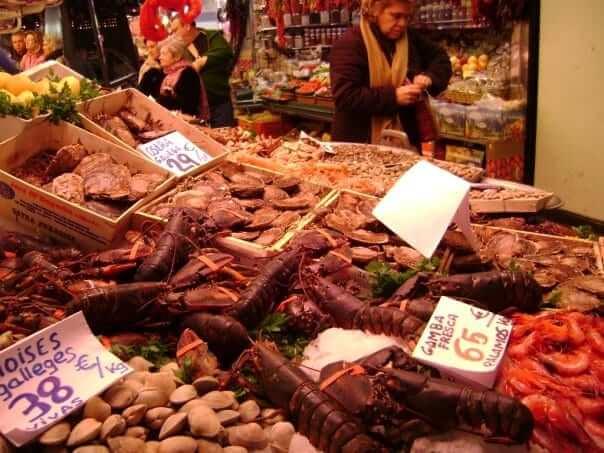 Trh, Barcelona, Španielsko