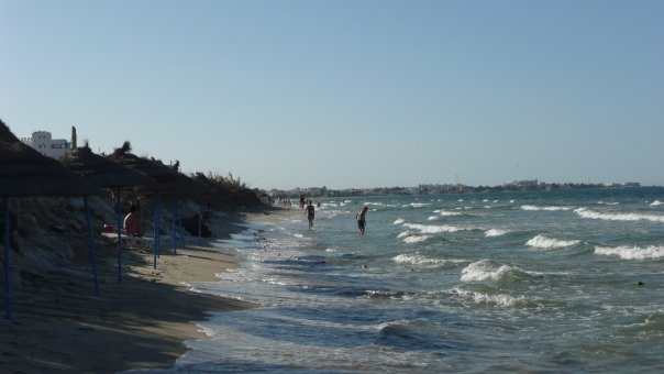 Sousse, Tunisko, lajfstajlový blog