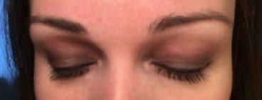 testovanie Urban Decay Eyeshadow Primer Potion Original - ráno