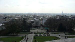 Montmartre, Paríž, Francúzsko
