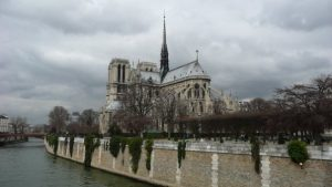 Notre-Dame, Paríž, Francúzsko