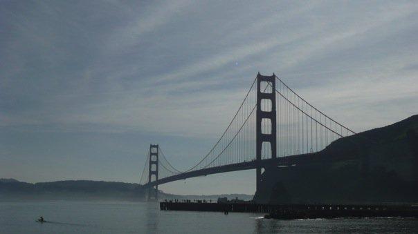most Golden Gate, San Francisco, Spojené Štáty Americké, USA
