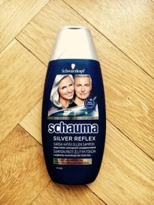 Schauma, Silver Reflex, silver shampoo, fialový šampón, schauma silver šampón, Schwarzkopf fialový šampón