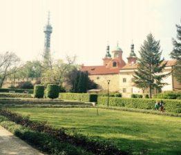Petřín, Praha, Česká republika