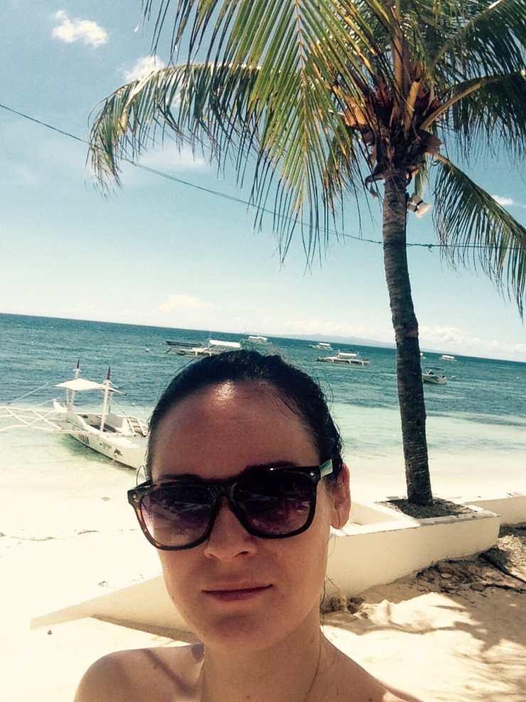 ostrov Bohol, Filipíny