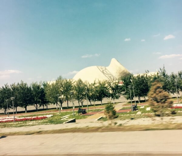 architektura, Astana, Kazachstan, Nursultan