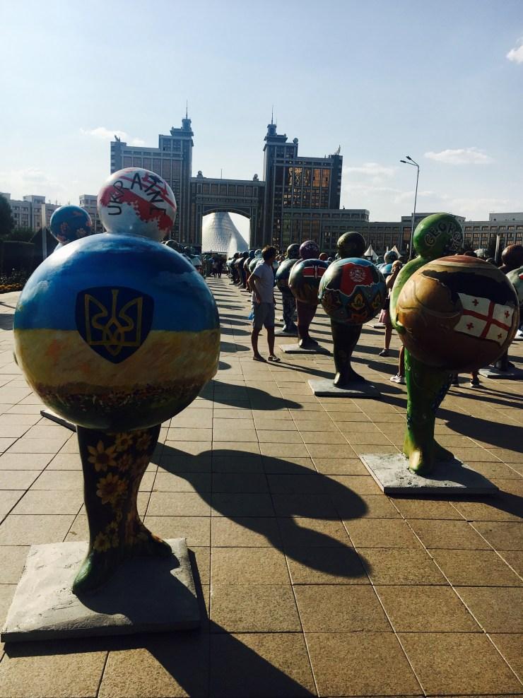 sochy, Astana, Kazachstan