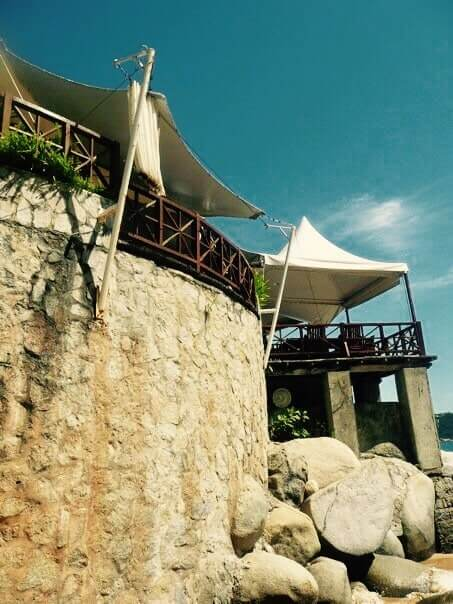 hotel Camino Real, Acapulco, Mexiko