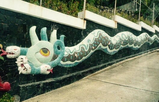 Diego Rivera murales, Acapulco, Mexiko