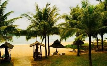 pláž, Phu Quoc, Vietnam