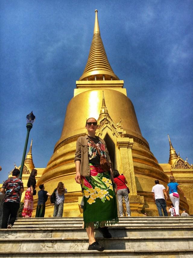 Wat Phra Kaew, Bangkok, Thajsko, Lenka Says, LenkaSays, blog o cestovaní, cestovateľský blog, blog o životnom štýle, travel & lifestyle blog