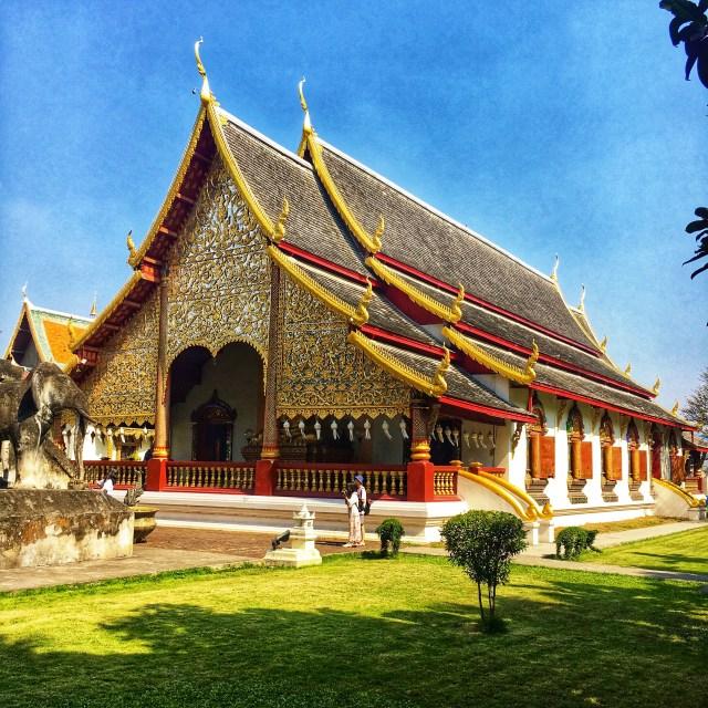 Wat Phra Singh, Chiang Mai, Thajsko