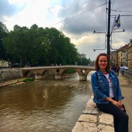 Latinský most, Principov most, Sarajevo, Lenka Says, LenkaSays, Travel & Lifestyle Blog, blog o cestovaní, blog o životnom štýle, cestovateľský blog, lajfstajlový blog