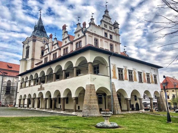 Levoča, renesančná radnica
