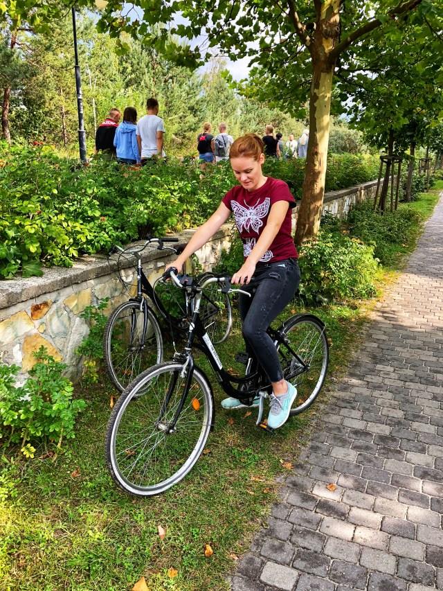 cyklotrasa Sopot, severné Poľsko