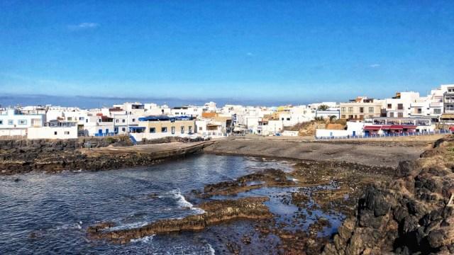 El Cotillo, Fuerteventura, Kanárske ostrovy, Španielsko