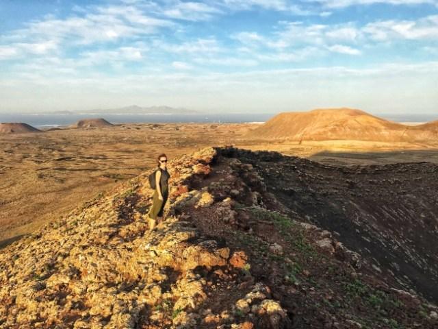 sopka Calderon Hondo, Kanárske ostrovy, Španielsko, Lenka Says, LenkaSays, Travel & Lifestyle Blog, blog o cestovaní, blog o životnom štýle, cestovateľský blog, lajfstajlový blog